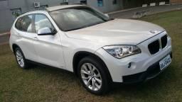 Bmw X1 Sdrive 18i 2.0 Gasolina Aut Branca - 2012
