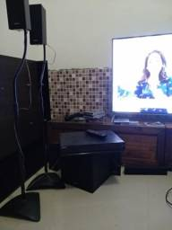 Home theater sony blu Ray 3d smart