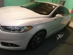 Fusion com GNV 5 geração - 2013