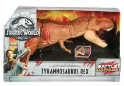 Colosal T Rex Jurassic Park 1 metro