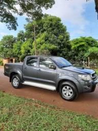 Toyota hilux cd. srv d4-4 4×4 3.0 tdi diesel aut. - 2011