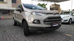 Ecosport Titanium 2014 2.0 Automática com GNV 5 geração * Carro Extra Novo - 2014