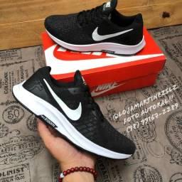 Tenis Nike Zoom Pegasus 35 Preto e branco