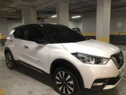 Vendo Nissan Kicks 1.6 SL CVT 2018 - Única dona - Novíssimo - 2018