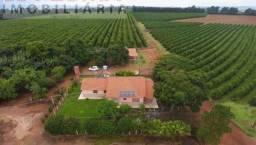 Fazenda no Município de Pratinha-MG