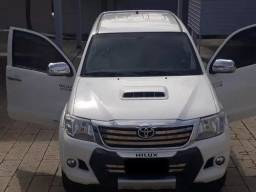Toyota hilux 3.0 srv cab. dupla 4x4 aut. 2014 - 2014