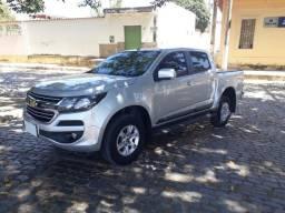 Chevrolet S10 LT 2.8 4x4 CD 2017 Diesel - Completo. Único Dono - 2017