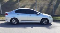 Honda City Automático + GNV G5 - Melhor custo x benefício - 2010