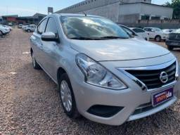 NISSAN  VERSA 1.0 12V FLEX S 4P MANUAL 2019 - 2019