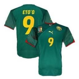 088a878590 Camisa Puma Camaroes Etoo Gana Kevin Prince Boateng Aceito Trocas