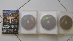 DVD Original Trilogia Transformers 1,2,3 (Vingança dos Derrotados / O lado oculto da Lua)