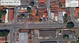 Lote Comercial de 338,00m² no Fundo da Pecuária, Setor Nova Vila