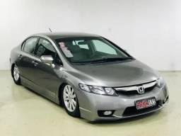 Honda Civic LXS 1.8 - 2007 - Suspensão a ar - 2007