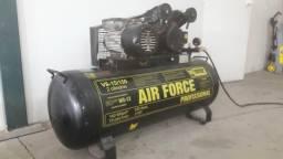 Compressor 3hp com pouquíssimo uso!