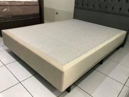 Base Box Casal Especial Difference 100% Eucalipto 138x188 cm