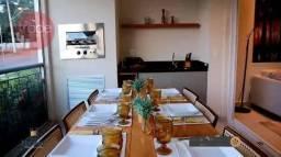 Apartamento com 3 dormitórios para alugar, 131 m² por r$ 3.000/mês - ribeirânia - ribeirão