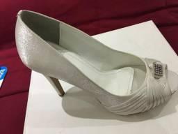Sapato para casamento ou debutante