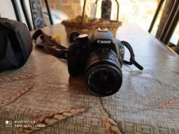 Vedo câmera Canon t5
