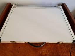 Prencheta portatil de desenho, A3 trident