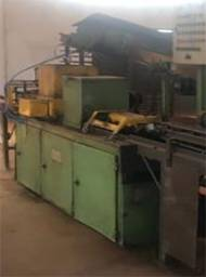 Máquina para produção Telhas de Concreto