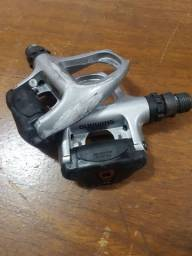 Pedal Shimano clip R540 par