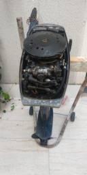 Motor de popa evinrude 15