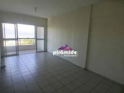 Apartamento para alugar, 90 m² por R$ 3.000,00/mês - Centro - Caraguatatuba/SP