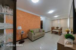 Apartamento à venda com 3 dormitórios em Calafate, Belo horizonte cod:262407
