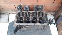 Bloco Do Motor 1.0 - Corsa Flex