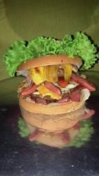 Merenda Burger