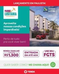 Venha morar na PE 22 ao lado do Todo Dia no Parque Lusitânia da Tenda