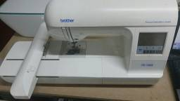 Maquina de bordar brother PE 700
