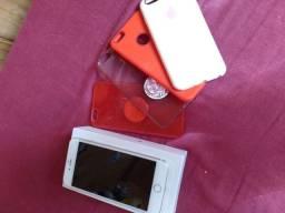 Iphone 6 plus vendo ou troco