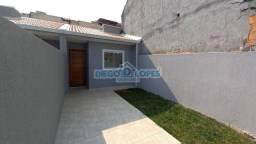 Casa à venda com 2 dormitórios em Tatuquara, Curitiba cod:843