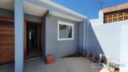 Casa à venda com 2 dormitórios em Tatuquara, Curitiba cod:368
