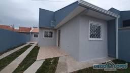 Casa à venda com 2 dormitórios em Tatuquara, Curitiba cod:538