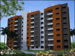 Apartamento à venda com 3 dormitórios em Uglione, Santa maria cod:10137