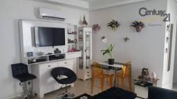 Bairro Agronômica, Florianópolis SC: Apartamento 02 quartos (01 suíte) e sacada com churra