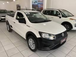 Volkswagen Nova Saveiro Rb Mbvs 2020 Flex