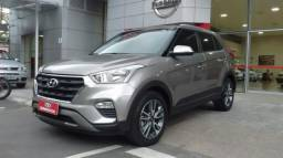 HYUNDAI IMP CRETA PULSE PLUS 1.6 16V AT6 Prata 2018/2019