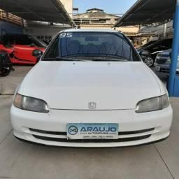 CIVIC 1995/1995 1.5 LX 16V GASOLINA 4P MANUAL