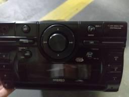 Rádio para carro em perfeito estado