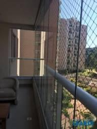 Apartamento para alugar com 3 dormitórios em Tamboré, Santana de parnaíba cod:605390