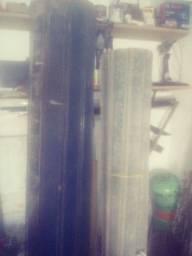 2 portas de rolo 2×220 outra 180x220
