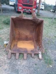 Concha escavadeira