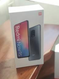 Vai Bombar! REDMI Note 9S da Xiaomi.. Novo Lacrado com garantia e entrega imediata