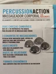 Massageador Corporal Percussion Action Homedics