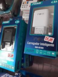 Carregador Inova Celular