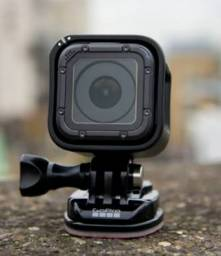 GoPro Hero 5 session com acessórios