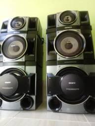 Vendo esses lindo caixas da Sony